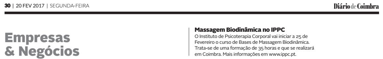 In Diário de Coimbra, edição de 20 de Fevereiro de 2017