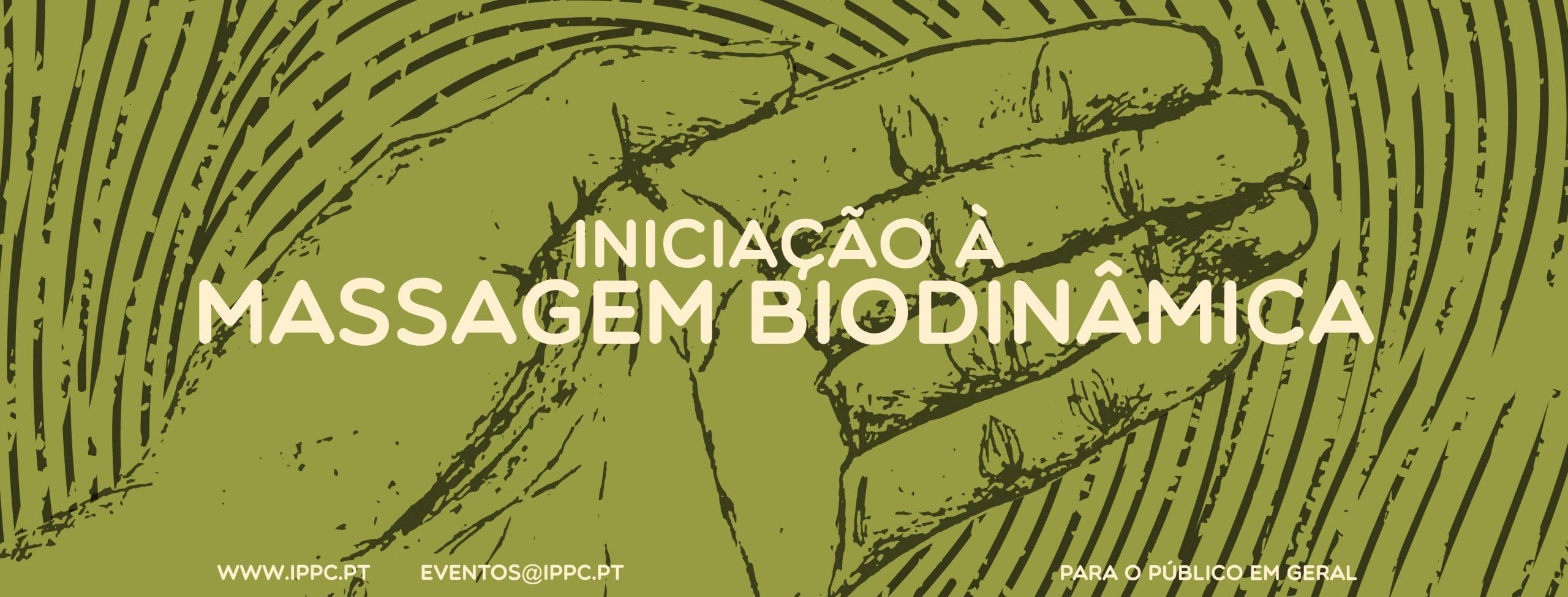 Curso de Bases de Massagem Biodinâmica