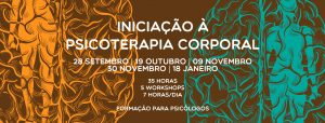 Curso de Introdução à Psicoterapia Corporal Biodinâmica @ IPPC