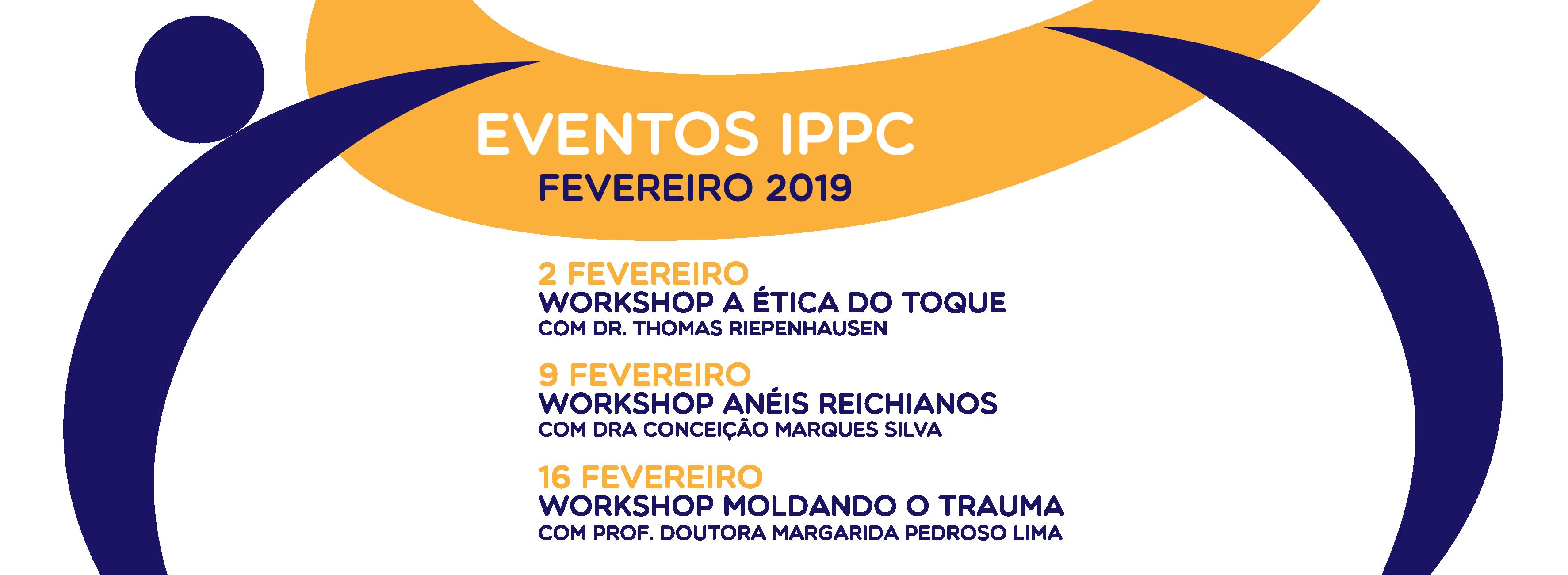 eventos IPPC fevereiro 2019